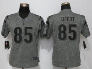 womens-cincinnati-bengals-85-eifert-gray-stitched-gridiron-gray-new-nike-limited-jersey