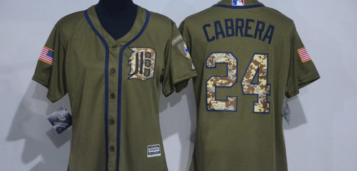 womens-2017-mlb-detroit-tigers-24-cabrera-green-salute-to-service-stitched-baseball-jersey