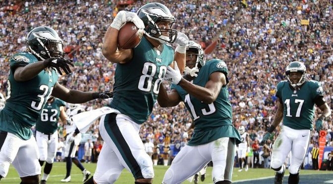 Trey Burton represents new vision for Bears tight ends