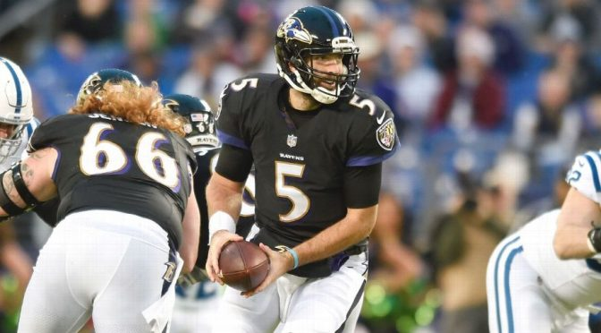 Eric DeCosta won't rule out Ravens taking quarterback in first round