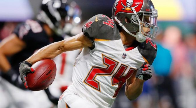 Report: Brent Grimes, Buccaneers Agree to New 1-Year, $10M Contract