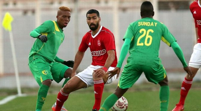 Plateau United dumped out of CAF Confederation Cup