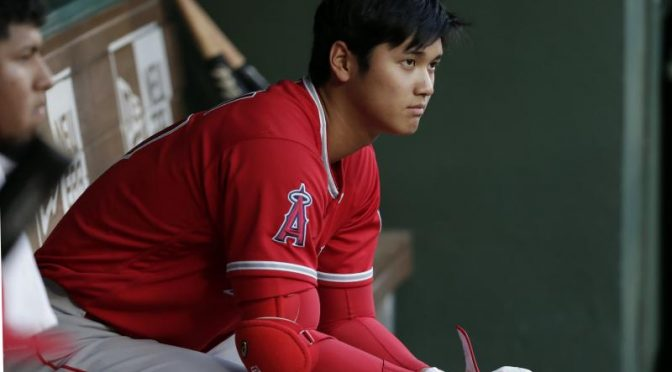 Shohei Ohtani Exits Due to Blister on Throwing Hand; Expected to Make Next Start